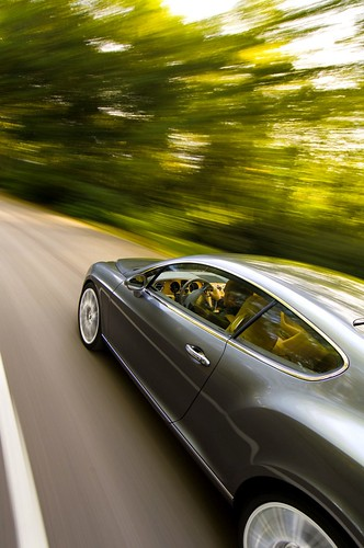 Bentley Continental Speed GT