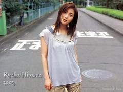 Ryoko Hirosueの壁紙プレビュー