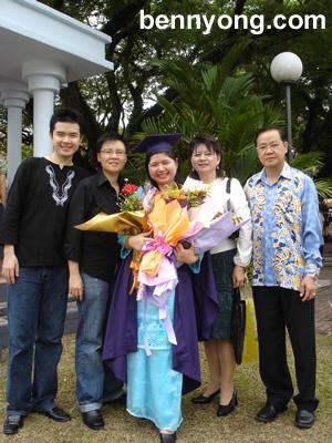 Adeline's Graduation