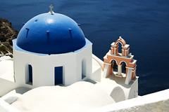 [フリー画像] 建築・建造物, 教会・聖堂・修道院, ギリシャ共和国, 200807131100