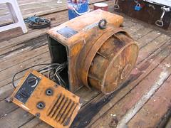 Old welder