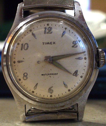 Timex 1957 Marlin Project