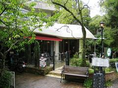 Cafe Terazza(京都)の外観