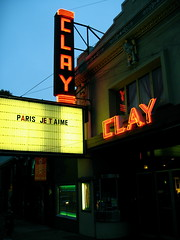 Clay Theater Je t'aime