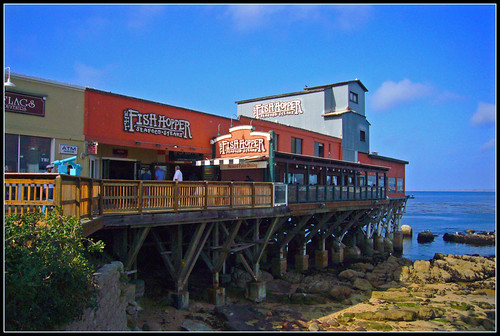 The Fish Hopper on Cannery Row