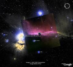 Orion - Nébuleuse de la Tête de Cheval - 1
