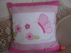pra Lívia.. (Renata ...) Tags: infantil borboleta bebê menina almofada