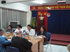 Union Leaders in HCMC