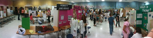 Chisholm 4th Grade Science Fair - 2010