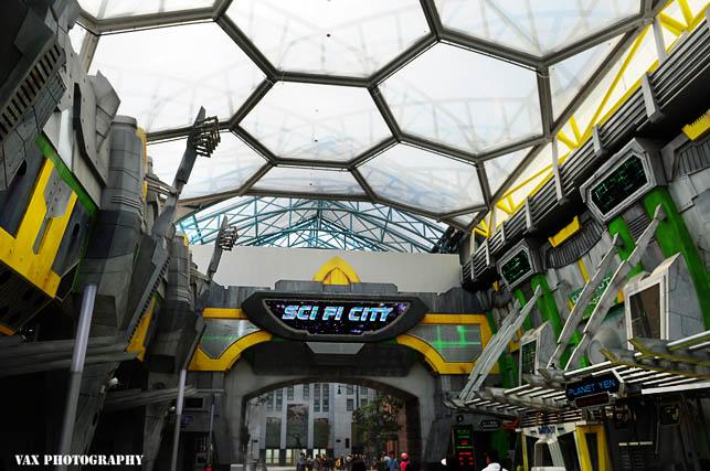 Universal Studio SG 17