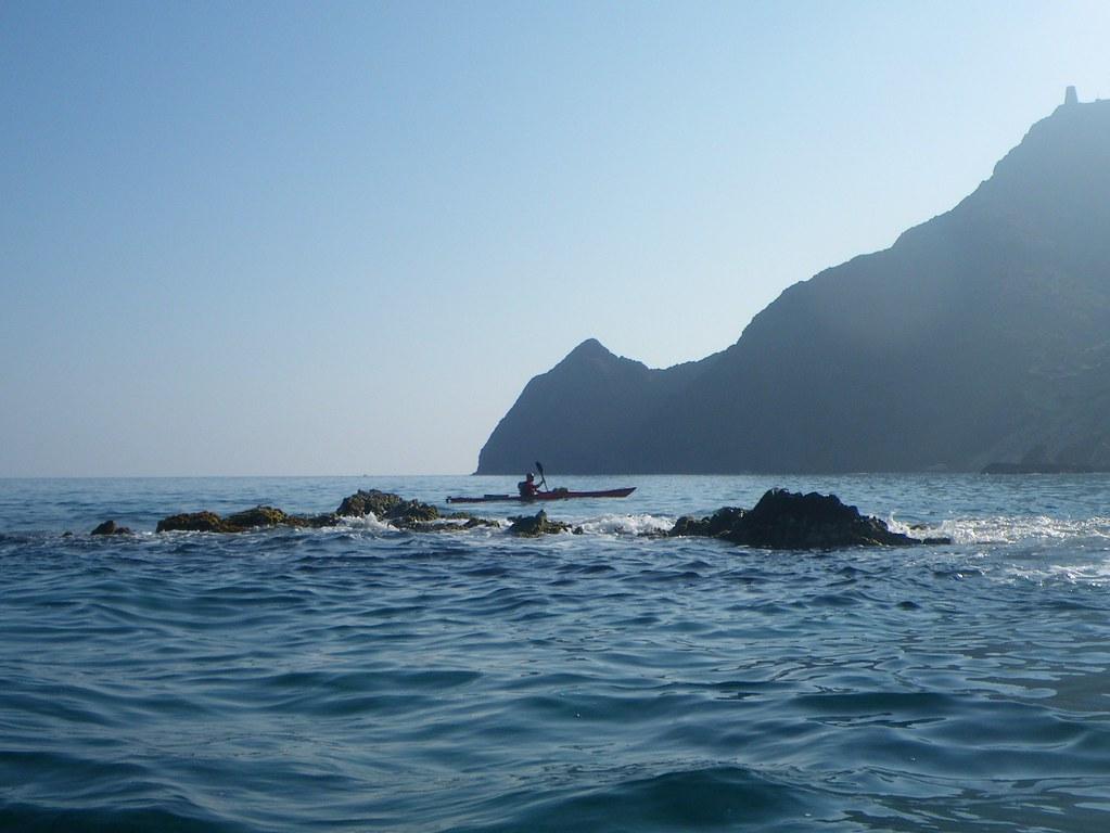 Cabo de Gata en kayak 481