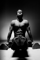 (sweethardt) Tags: man male muscles gymnast gymnastics definition strong balance strength olympic athlete biceps fitness abs fit johnmacready