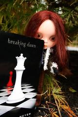 Bella transformed in Breaking Dawn