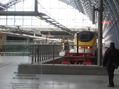 Eurostar train (jens kuu) Tags: wasserzeichen