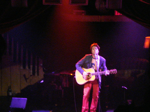 rufus wainwright @ the box