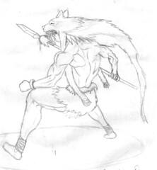wolfboy (kuritsutian) Tags: mine jiraiya