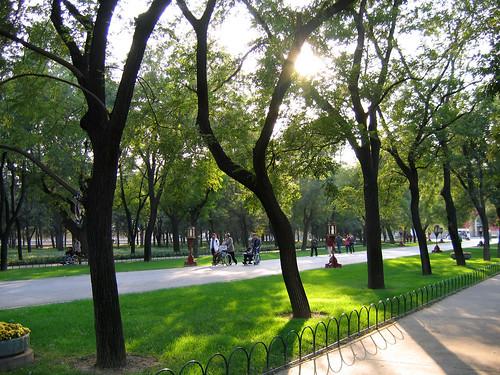Parc du Temple du Ciel