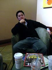 IMG_0794.jpg (shawnyetothe) Tags: friends sitting sandiego lajolla sd thinking boba express tapioca pondering tapex