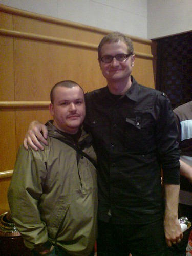 Meeting Rob Bell