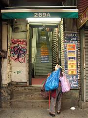 (meadows) Tags: pink chinatown manhattan