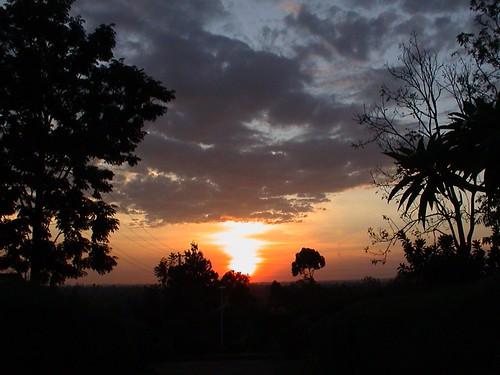 01 Webuye Sunset