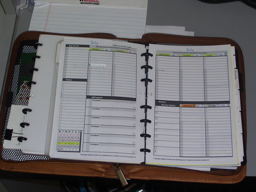 Print your own Calendar pages