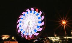 odaiba wheel (mergecross) Tags: longexposure nightphotography japan night tokyo ride charlie ferriswheel odaiba ctp trilles charlietrilles charlietrillesphotography