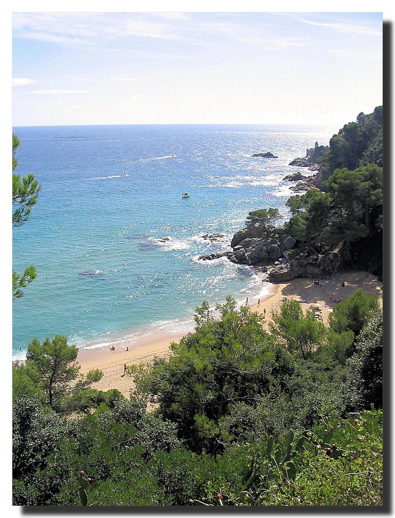 Santa Cristina Beach / Platja de Santa Cristina (I)