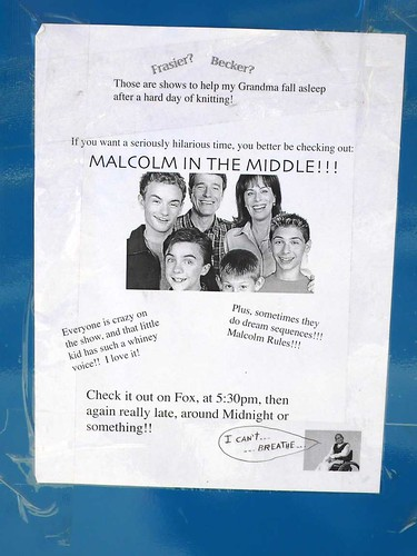 Malcolm In The Middle!