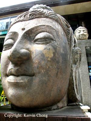 Buddha-heads