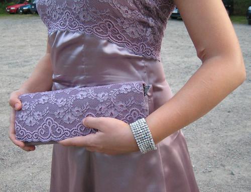 Bag and bracelet