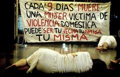 Violencia doméstica. - by Pachakutik