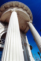 US Bank Building - Wide Angle - by happyshooter