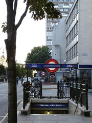 Picture of Notting Hill Gate Station