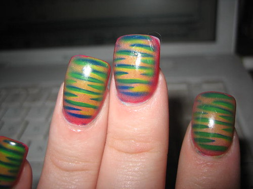 Art nails Ghetto fab Nail art designs gallery