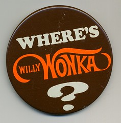 Wonka Button