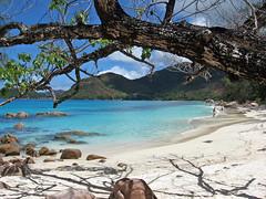 Anse Takamaka, Seychelles