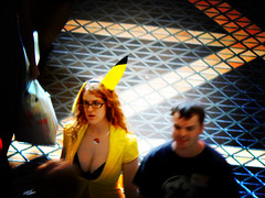 Dragoncon_E (193) (scenemissingmagazine) Tags: atlanta startrek robin angel georgia logo hotel starwars costume belt dragon boots fuzzy cosplay wizard space magic flash alien goth astronaut tights superman warcraft elf galaxy fantasy pirate convention hero superhero jedi batman sword scifi stormtrooper bobafett demon pokemon cape jabba klingon lightsaber vader wonderland trekkie dragoncon wolverine leia raygun battlestar aquaman barbarian cowl sorcery