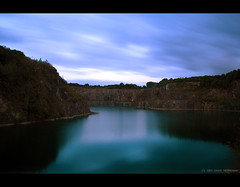 Quarry of Mont-sur-Marchienne, Belgium (DavidHR) Tags: longexposure landscape belgium belgique belgi quarry charleroi carrire wallonie nd400 hainaut canoneos400d montsurmarchienne bppslideshow