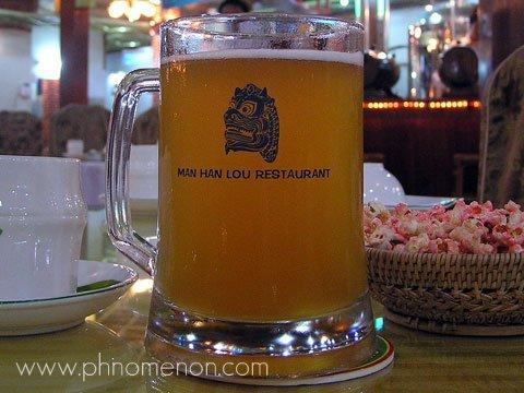 Man Han Lou Gold Beer, Phnom Penh