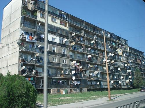 Das legaendaere Haus in Haskovo