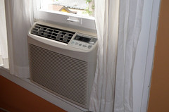 AC in window 2