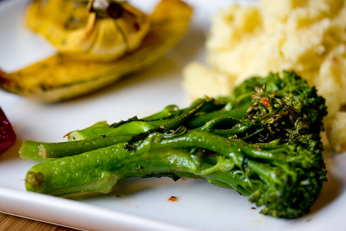 Lemon Pepper Broccolini