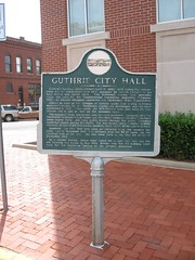 Guthrie City Hall