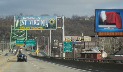 Welcome to West Virginia