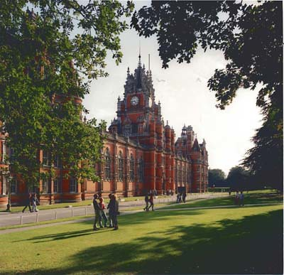 Founder's Building at Royal Holloway