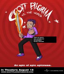 Rik's Scott Pilgrim avatar