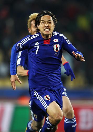 Japón Dinamarca 3 a 1 Mundial