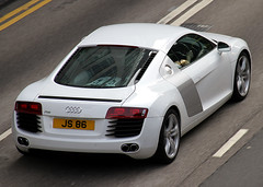 Audi | R8 | V8 | JS 86 | Mid-Levels | Hong Kong | China (Christian Junker | Photography) Tags: canon eos 7d audi r8 worldcars