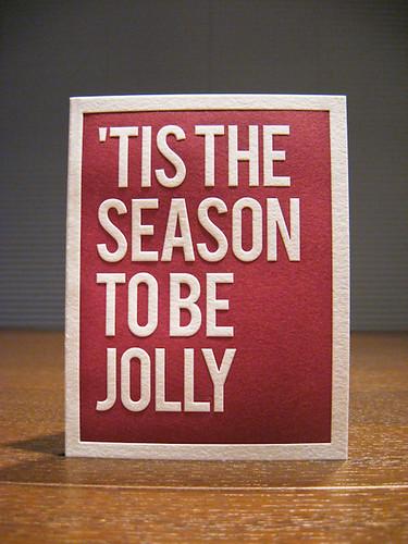 2010 Holiday Cards - Jolly